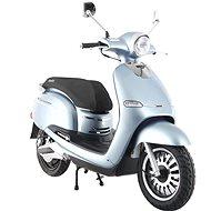HECHT CITIS strieborná - Elektrická motorka