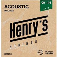 Henry's Strings Bronze 09 44