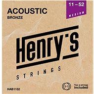 Henry's Strings Bronze 11 52