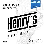 Henry's Strings, Nylon, Silver 0285-044