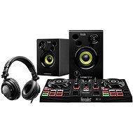 HERCULES DJ Learning Kit - DJ kontrolér