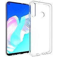 Kryt na mobil Hishell TPU pre Huawei P40 Lite E číry - Kryt na mobil