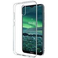 Hishell TPU pre Nokia 2.3 číry - Kryt na mobil