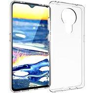 Hishell TPU pre Nokia 5.3 číry - Kryt na mobil