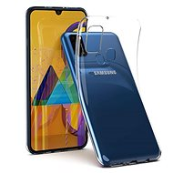 Kryt na mobil Hishell TPU pre Samsung Galaxy M21 číry