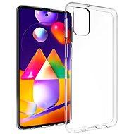 Hishell TPU pre Samsung Galaxy M31s číry