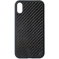 Hishell Premium Carbon pre iPhone Xr čierny