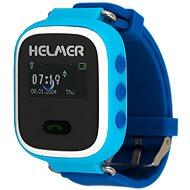 Helmer LK 702 modré - Detské hodinky