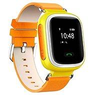Helmer LK 702 žlté - Detské hodinky