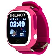 Helmer LK 703 ružové - Detské hodinky
