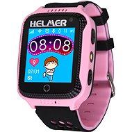 Helmer LK 707 ružové - Smart hodinky