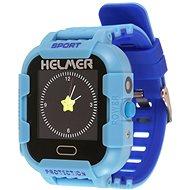 Helmer LK 708 modré - Smart hodinky