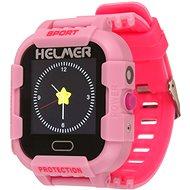 Helmer LK 708 ružové - Smart hodinky