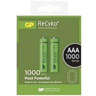 GP Recyko HR03 (AAA) 930 mAh 2ks - Nabíjacia batéria