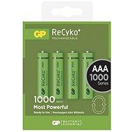 GP Recyko HR03 (AAA) 930 mAh 4ks - Nabíjacia batéria