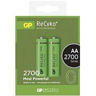 GP Recyko + HR6 (AA) 2700 mAh 2ks - Akumulátory