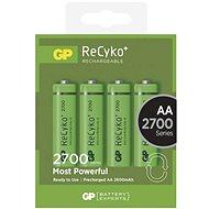 GP Recyko HR6 (AA) 2700 mAh 4 ks - Nabíjacia batéria