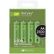 GP Recyko HR6 (AA) 2500 mAh 4ks - Akumulátory