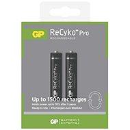 GP ReCyko Pro (AAA) 800mAh 2ks - Nabíjacia batéria