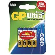 GP Ultra Plus Alkaline LR6 (AA) 4 ks v blistri - Jednorazová batéria