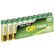 GP Super LR03 (AAA) 10 ks v blistri - Batéria
