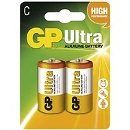 GP Ultra Alkaline LR14 (C) 2 ks v blistri - Jednorázová batéria