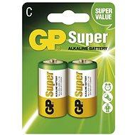 GP Super LR14 (C) 2 ks v blistry - Jednorazová batéria