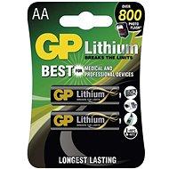 GP FR6 (AA) 2 ks v blistri - Jednorazová batéria