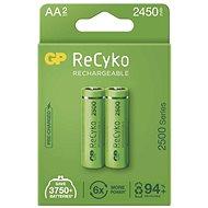 GP ReCyko 2500 AA (HR6), 2 ks - Nabíjateľná batéria