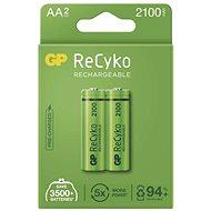 GP ReCyko 2100 AA (HR6), 2 ks - Nabíjateľná batéria