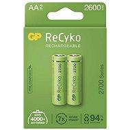 GP ReCyko 2700 AA (HR6), 2 ks - Nabíjateľná batéria