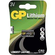 GP CR2 lithiová, 1ks v blistri - Jednorázová batéria