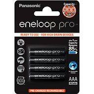 Panasonic eneloop pre AAA NiMh 900 mAh 4 ks - Nabíjacia batéria