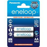 Panasonic eneloop AA 1 900 mAh 2 ks - Nabíjateľná batéria