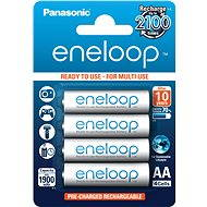Panasonic eneloop AA 1 900 mAh 4 ks - Nabíjacia batéria