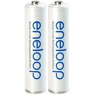 Panasonic eneloop AAA 750 mAh 2 ks - Nabíjateľná batéria