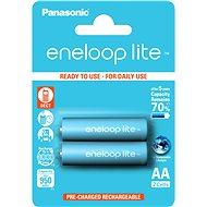Panasonic eneloop lite AA 950 mAh 2 ks - Nabíjateľná batéria