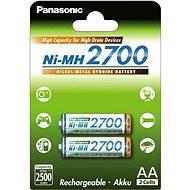 Panasonic eneloop NiMH AA 2700mAh 2ks - Nabíjacia batéria