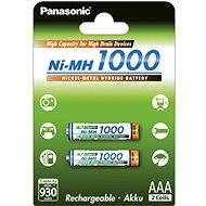Panasonic eneloop NiMH AAA 930mAh 2ks - Nabíjacia batéria