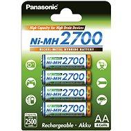 Panasonic eneloop HR6 AA 3HGAE/4BE HICAP 2700