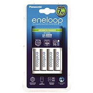 Panasonic Advanced Charger+eneloop AA 1900mAh 4ks - Nabíjačka