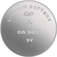 GP Líthiová gombíková batéria GP CR2032 - Gombíkové batérie