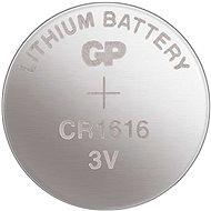 GP Lítiová gombíková batéria GP CR1616 - Knoflíková baterie
