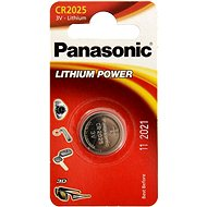 Panasonic CR2025 - Gombíkové batérie