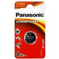 Panasonic CR2032 - Gombíkové batérie