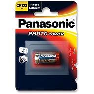 Panasonic CR-123A - Jednorazová batéria