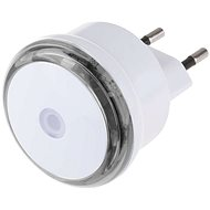 EMOS Nočné svetlo s fotosenzorom do zásuvky 230 V, 3× LED