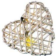 Emos 16 LED Xmas Heart IP20