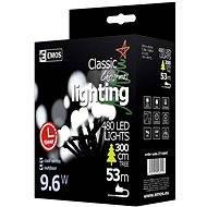 Emos 480 LED Xmas CHERY TIMER - Vianočná reťaz