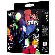 Emos 240 LED Xmas CLAS TIMER - Vianočné osvetlenie